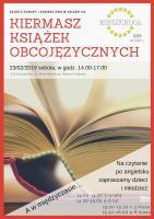 Kiermasz książek obcojęzycznych image