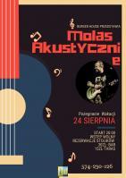 Koncert Molas Akustycznie image