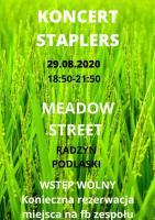 Koncert STAPLERS image