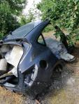 Opel Astra J ćwiartka tył Radzyń Podl.