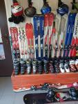 Serwis narciarski/snowboardowy/narty
