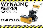 Do wynajęcia Zamiatarka STIGA SWS 800G