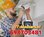 Montaż Monitoringu - IT-Monters.pl