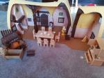 Simba Disney Domek Królewny �nieżki + akceroria