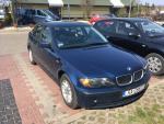 BMW E46 316i N42 2003r. benzyna+gaz - NA CZ��CI