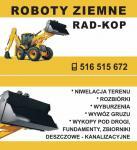 Us�ugi Sprz�tem, Roboty Ziemne