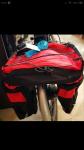 Torba, sakwa rowerowa 60 L pojemność