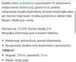 Działka Budowlana Białobrzegi