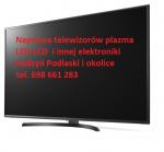 Naprawa telewizorów  LED LCD plazma Radzyń Podlaski